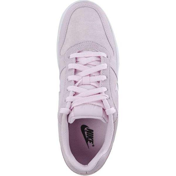 Nike WMNS EBERNON LOW PREM 600 PINK FOAM PINK FOAM BLACK