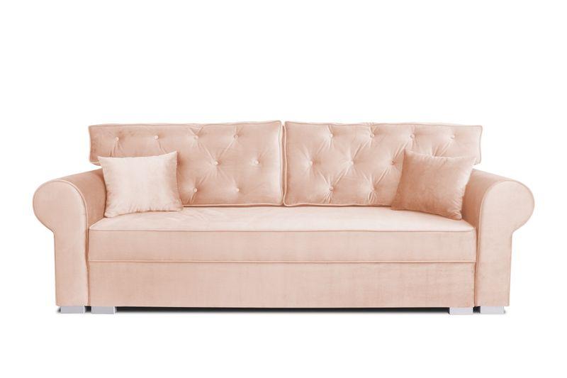 Sofa Kanapa 250cm Beżowa MONIKA PIK  różne kolory obić NC zdjęcie 7