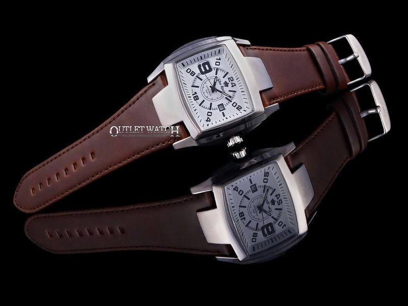 Zegarek Męski Gino Rossi DIESEL POWER 6432 zdjęcie 3