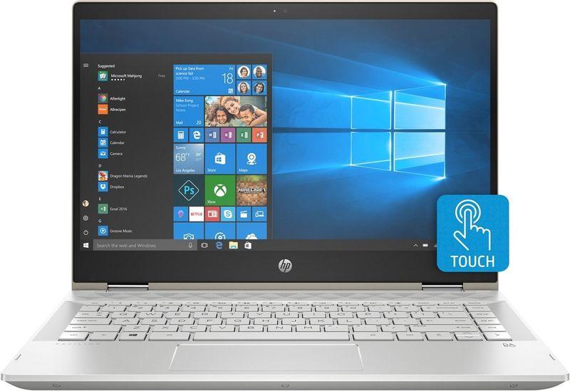 HP Pavilion 14 x360 i7-8550U SSD+HDD MX130-4GB Pen zdjęcie 4