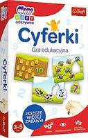 Cyferki Mały Odkrywca gra edukacyjna Trefl 01946