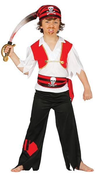 Strój Pirata dzieci 10-12 lat zdjęcie 1