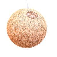 Lampa wisząca RETRO big cotton ball 200mm E27 ULFN77
