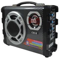 Radio budowlane, Głośnik na budowę z odtwarzacz MP3 USB BT 25W
