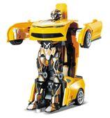 Auto-Robot Zdalnie sterowany Transformers Bumblebee RC Z661 zdjęcie 6