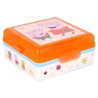 Peppa Pig - Śniadaniówka Lunchbox