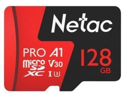 Karta pamięci Netac 128GB SDXC NT02P500PRO-128G-R