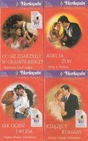 Harlequin Gorący Romans Zestaw 4 książek Różne autorki