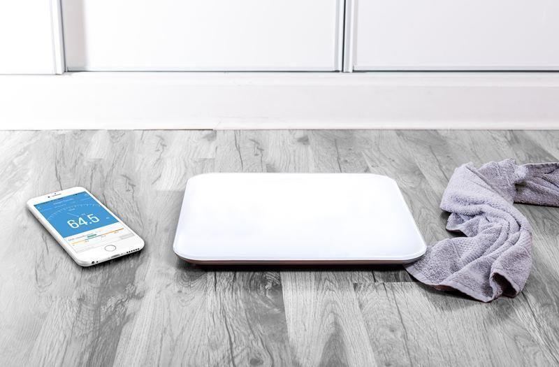 iHealth Lina Smart Scale - Waga z pomiarem BMI iOS/Android (Bluetooth) zdjęcie 6