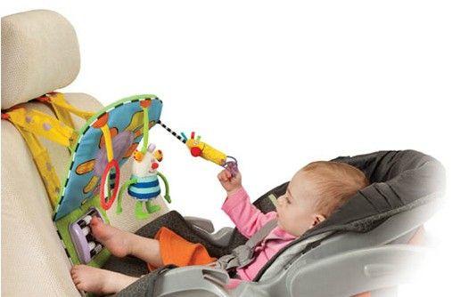 Interaktywny panel do samochodu - Kooky Taf Toys 0m+ zdjęcie 2
