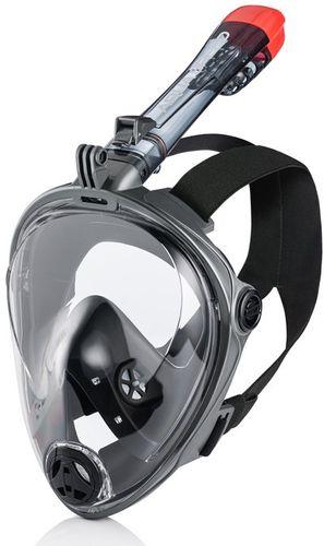Maska do nurkowania pełnotwarzowa SPECTRA 2.0 Rozmiar - Maski - L/XL, Kolor - Spectra 2.0 - 07 - czarny na Arena.pl