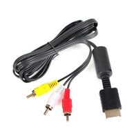 Kabel AV 3x chinch do konsoli PS3 PS2 PSX