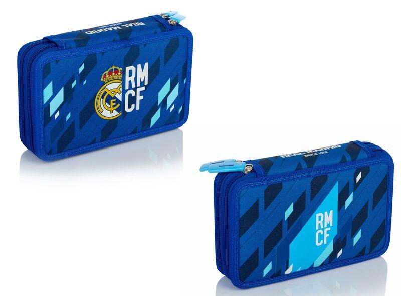 Piórnik podwójny REAL MADRYT Ronaldo RM-135 zdjęcie 1