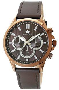 Zegarek Męski Gino Rossi 8071A-2B3
