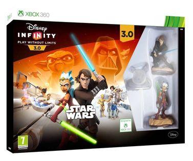 Disney Infinity 3.0 Star Wars Starter Pack Xbox360