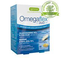 Igennus OMEGAFLEX DUO omega-3 GLUKOZAMINA-HCL algi
