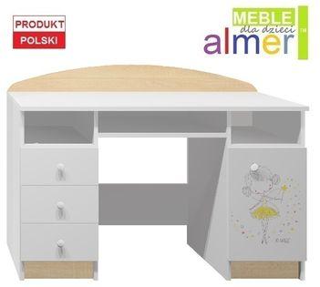 WRÓŻKA 40 - NB7 biurko dziecięce 120x50 w.74