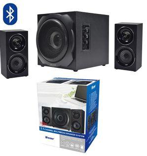 Głośniki Komputerowe 2.1 Bluetooth Vakoss SP-2626DK