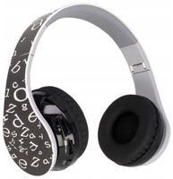 Słuchawki bezprzewodowe Stereo Bluetooth z mikrofonem BL09 G217