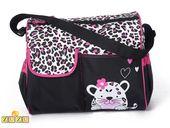 Pojemna torba dla mamy do wózka na plażę + mata - Gepard