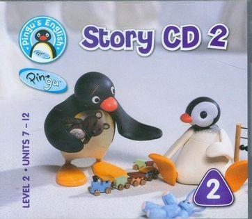 Pingu's English Story CD 2 Level 2 Scott Daisy