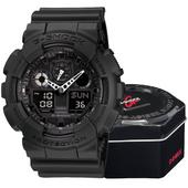 Zegarek Casio G-shock GA-100-1A1ER czarny