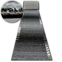 Chodnik SHADOW 8597 grey szary 100 cm