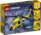 Lego Creator Przygoda z helikopterem