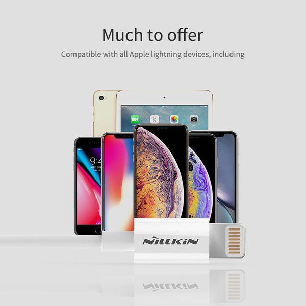 IPHONE 5 5S SE 6 6s 7 8 X Xs MAX XR KABEL NILLKIN MFI oryginalny na Arena.pl