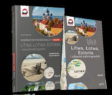 Litwa, Łotwa, Estonia i obwód Kaliningradzki Inspirator podróżniczy