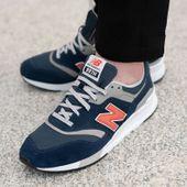 Buty sportowe męskie New Balance 997 (CM997HAY) 45