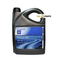 OLEJ OPEL GM MOTOR OIL 10W40 5L