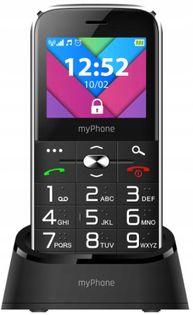 myPhone Halo C telefon dla Seniora, DUŻE KLAWISZE