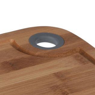 Bambusowa Deska Do Krojenia 30X20Cm Excellent Houseware 121208