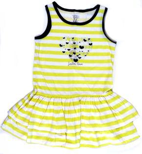 LOSAN Sukienka w pasy rozmiar 3 010716