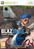 BlazBlue - Calamity Trigger - Xbox 360