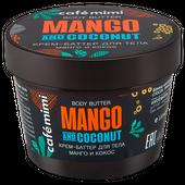 CafeMimi masło do ciała Mango i Kokos