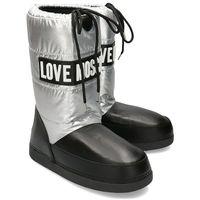 Love Moschino - Śniegowce Damskie - JA24082G0BJ1490A 41/42