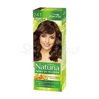 JOANNA Naturia Color 241 Orzechowy brąz 1szt - farba do włosów