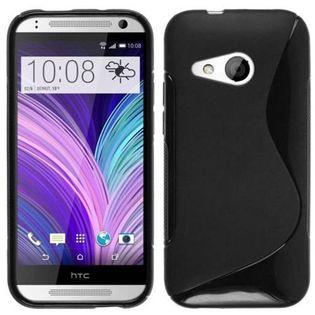 MOCNE etui S-LINE DELUX_ HTC ONE M8 Mini _KRK_FV23