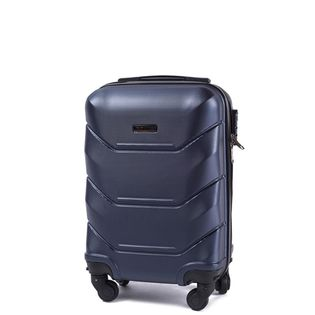 Mała kabinowa walizka KEMER WINGS 147 XS Granatowa