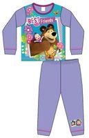 Piżama Piżamka Masza i Niedźwiedź 2-3 lata 98cm