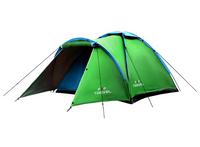 Duży Namiot Turystyczny Mocny Wytrzymały 4 - osobowy 210x180