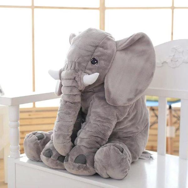 Duży słoń pluszowy 60cm SŁONIK maskotka pluszak Y11 zdjęcie 2