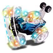 SAMOCHÓD MINI RACER TUMBLER STUNT, TWISTER TANCERZ - SUPER AUTO !!!