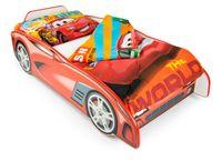 Łóżko dla Dzieci 140x70 cm Sport Car R