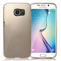 Mercury Jelly Case Etui do LG X screen złoty