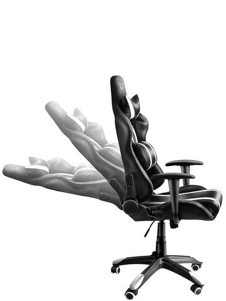 Fotel  gamingowy obrotowy kubełkowy dla gracza DIABLO X-ONE ORYGINALNY zdjęcie 5
