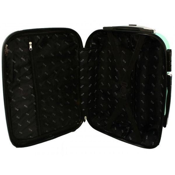 Średnia walizka PELLUCCI RGL 780 M Limonkowa na Arena.pl