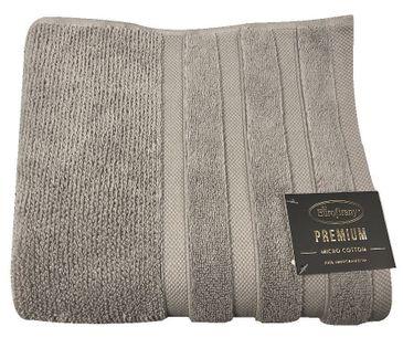 Lumarko Ręcznik EMIL 50x90cm 03/srebrny